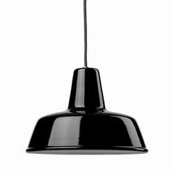 Spread beam lamp spotlight 300 black