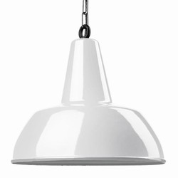 Spread beam lamp spotlight 400 white
