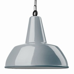 Spread beam lamp spotlight 400 blue-gray