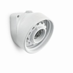 LISILUX wall-mounted fitting without glass 60 W